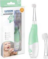 Luvion Sonische Elektrische Tandenborstel voor Baby en Peuter - 0 t/m 3 Jaar - Met Timer