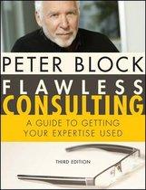 Boek cover Flawless Consulting van Peter Block (Hardcover)