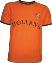 Holland retro T-shirt   Holland souvenir   oranje shirt   EK Voetbal 2020 2021   Nederlands elftal   maat XL