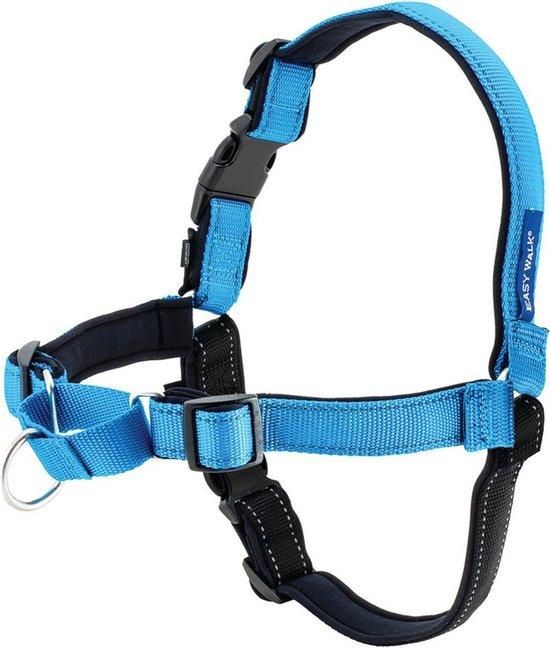 Petsafe Easy Walk® Deluxe Harness - Hondentuigje - Blauw - M - 1,8 m