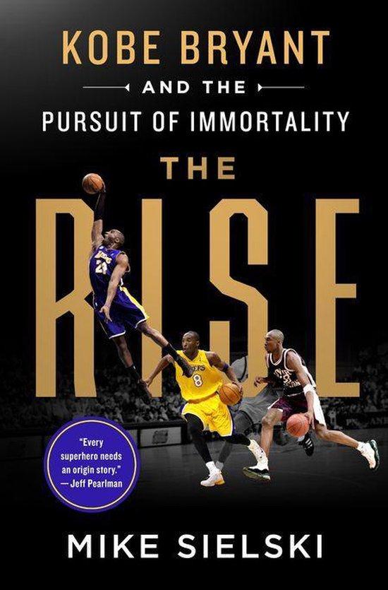 Boek cover The Rise van Mike Sielski (Onbekend)