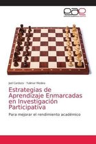 Estrategias de Aprendizaje Enmarcadas en Investigacion Participativa
