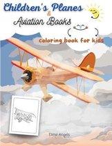 Children's Planes & Aviation Books