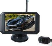 Pora - Draadloze Achteruitrijcamera Van Hoge Kwaliteit - 5 Inch Digitale Achteruit rijcamera - 2 Kanaals