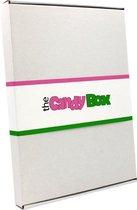 The Candy Box - Zo! dat is lekker zeg - Snoep & Snoepgoed cadeau doos -1 KG