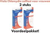 Chlamydia zelftest 2 st| Viola Chlamydiatest (vrouw) | Thuistest| Zelftest