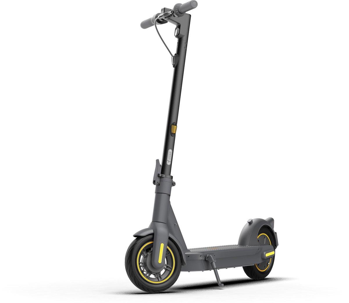 Segway By Ninebot Kickscooter MAX G30E II (Officieel Benelux model) - Elektrische Step - Actieradius 65KM - Snelheid 25KM/U