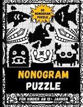 Nonogram Puzzle Fur Kinder Ab 12+ Jahren