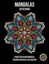 Mandalas, 50 Designs