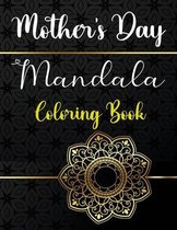 Mother's day Mandala Coloring Book