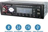 Autoradio - Handsfree AUX BLUETOOTH USB SD - Alle auto's - Auto Radio - Enkel din - Afstandsbediening