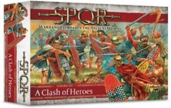 Afbeelding van het spel SPQR A Clash of Heroes Starter Set