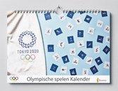 Cadeau tip ! Olympische Spelen verjaardagskalender | Olympische Spelen 2021 kalender | Verjaardagskalender 35x24 cm