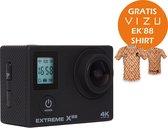Vizu Extreme X8S -  Actioncam met remote