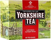 Taylors of Harrogate Yorkshire Tea - 80 Tea Bags