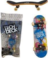 Tech Deck , fingerboard van 96 mm met authentieke ontwerpen, stijlen kunnen verschillen