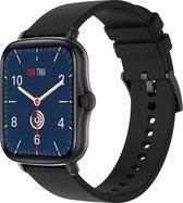 Smartwatch Y20 - Hardloop - Sport - Hartslagmeter - Unisex - Nieuw Model - Zwart