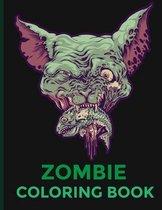 Zombie Coloring Book: Zombie Coloring book for all