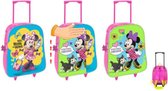 Minnie Mouse  trolley 36 cm / 2 in 1