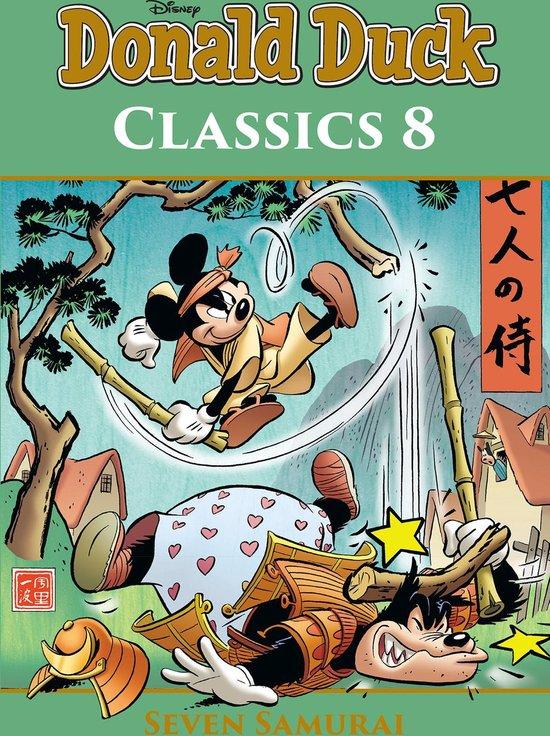 Afbeelding van Donald Duck Classics Pocket 8 - Seven Samurai