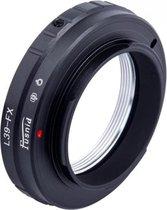 Adapter L39-FX: Leica L39 M39 Lens-Fujifilm FX mount Camera