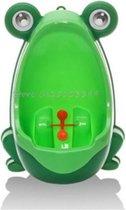 Kikker urinoir voor kinderen | wc trainer - zindelijkheidstraining kind - plaspot - plaspotje jongens - peuter - kinderpotje