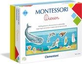 Clementoni - Dieren Montessori - Educatief spel