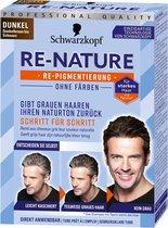 Schwarzkopf Re-Nature Creme Man Donkerbruin tot Zwart - 1 stuk