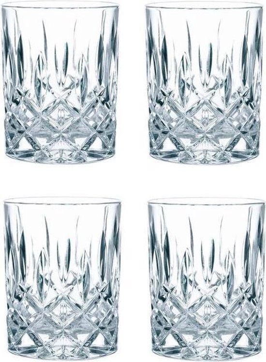 Nachtmann Noblesse Whiskeyglas - 4 stuks - 295 ml
