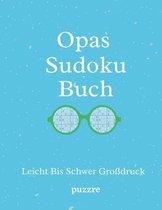 Opas Sudoku Buch Leicht Bis Schwer Grossdruck