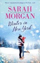 Omslag Winter in New York van Sarah Morgan - tweede druk 2019