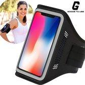 GoodsToUse Hardloop Telefoonhouder – Sportarmband met Smartphone Houder – Smartphonehoud