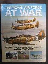 Omslag The Royal Air Force at War