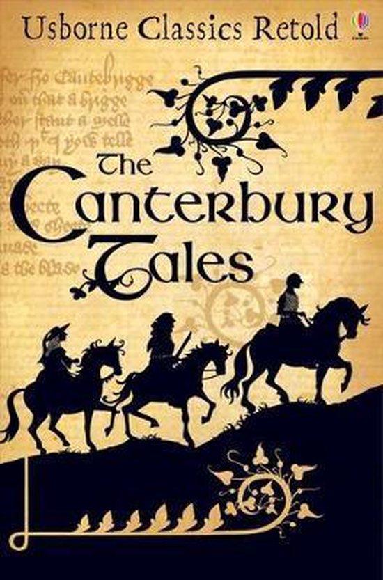 Boek cover Canterbury Tales van Sarah Courtauld (Paperback)