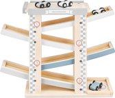 Mamabrum Houten Autobaan Speelgoed - Racebaan - speelgoed Autogarage