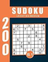 Sudoku Erwachsene Leicht Bis Medium Band 1