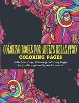 Coloring Books for Adults:
