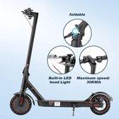 Elektrische Step Aovo Pro -  31KM/U Top snelheid - 30/35km bereik - 350W Motor - Opvouwbaar - 8.5 inch anti-lek banden