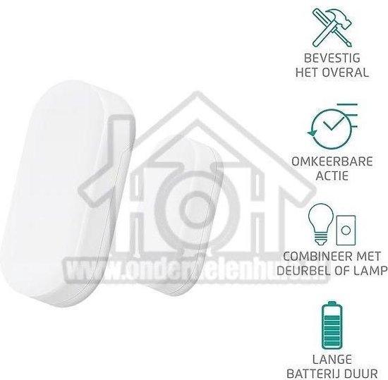 KlikAanKlikUit Draadloze Deur- Raamsensor - ACST-606 NL