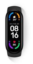 Xiaomi Mi Band 6 - Acitivity tracker - Europese variant - Zwart