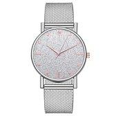 Modern Dames Horloge • Fashion • Rosegold • Roze • Zwart • Zilver • Rood • Blauw • Groen