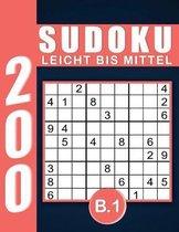 Sudoku Erwachsene Leicht Bis Mittel Band 1