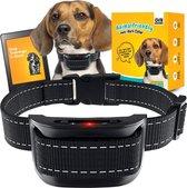 GVB Products Anti Blafband voor honden - Diervriendelijk apparaat - Geen shock - Inclusief Trainingsfluitje en E-Book
