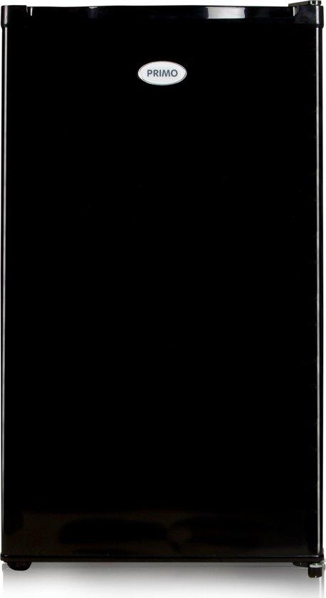 Tafelmodel koelkast: PRIMO PR121FR Koelkast - Tafelmodel - 88L - E - Zwart, van het merk PRIMO