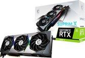 MSI GEFORCE RTX 3080 Ti SUPRIM X 12G - Videokaart - 12 GB GDDR6X - PCIe 4.0 x16 - 1x HDMI 2.1, 3x DisplayPort 1.4a
