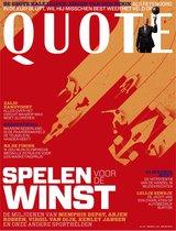 Quote tijdschrift juli editie 7/2021