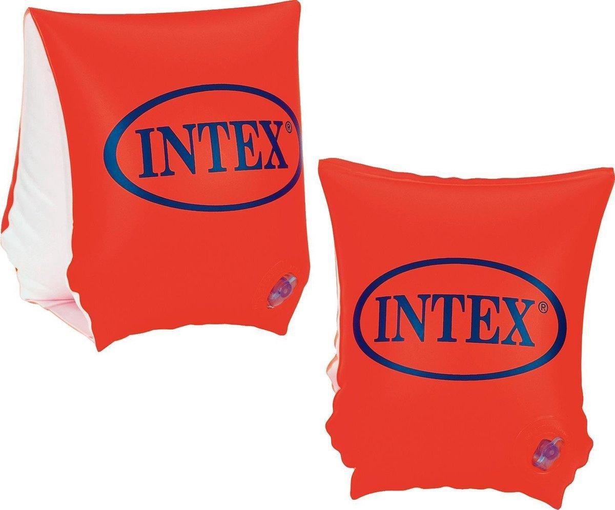 Intex Zwemvleugels Deluxe 18 tot 30 kg - Zwembandjes
