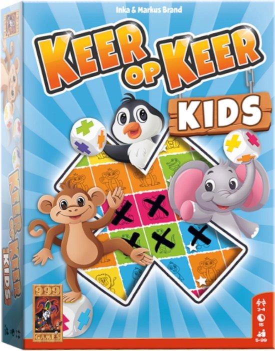 Keer op Keer Kids Dobbelspel