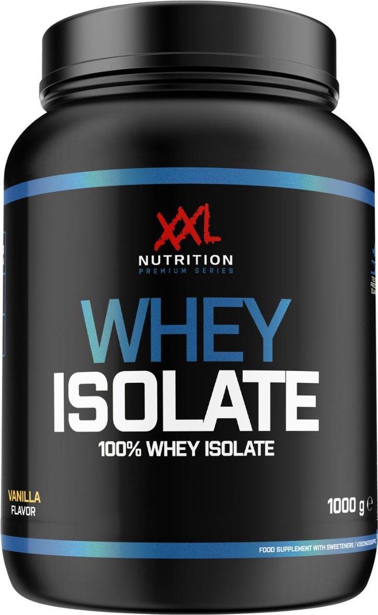 XXL Nutrition Whey Isolaat - Proteïne Poeder / Proteïne Shake - Chocolade 1000 gram
