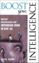Boek cover How to Boost Your Intelligence van Harry Alder